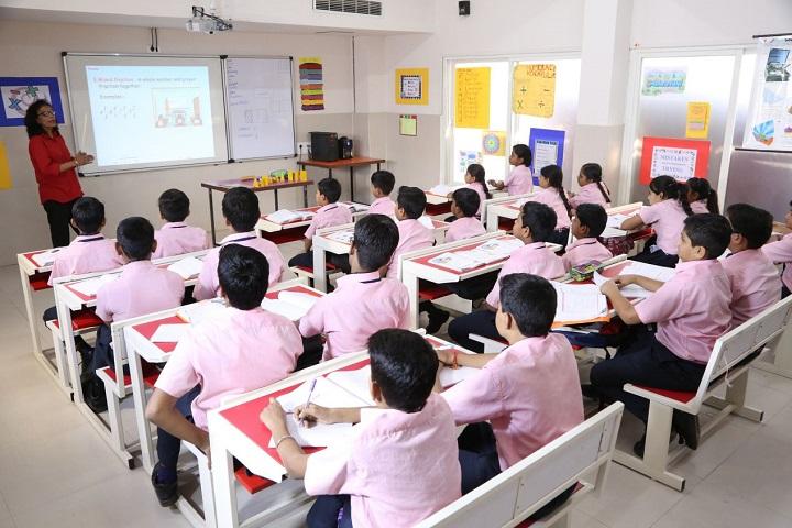 L H Patil English Medium School-Class