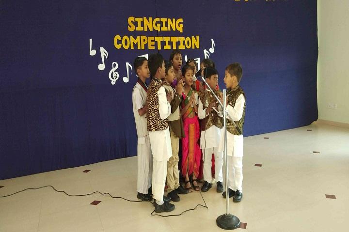 L H Patil English Medium School-Singing