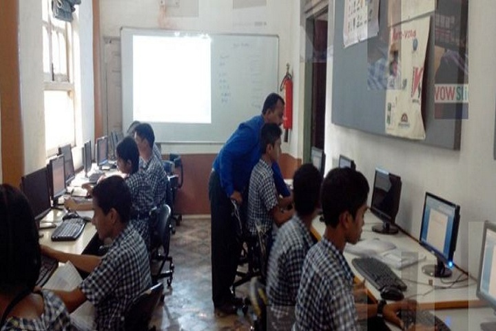Lady Khatun Marium School-IT Lab