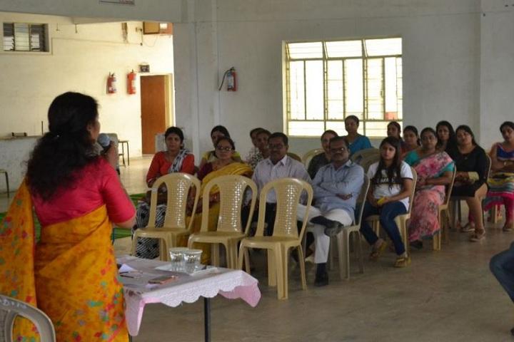Lalitha Public School-Meeting