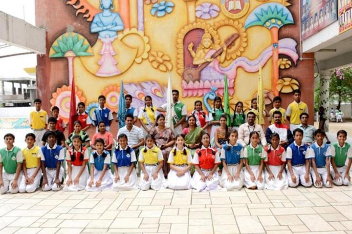 Lalitha Public School-Sports