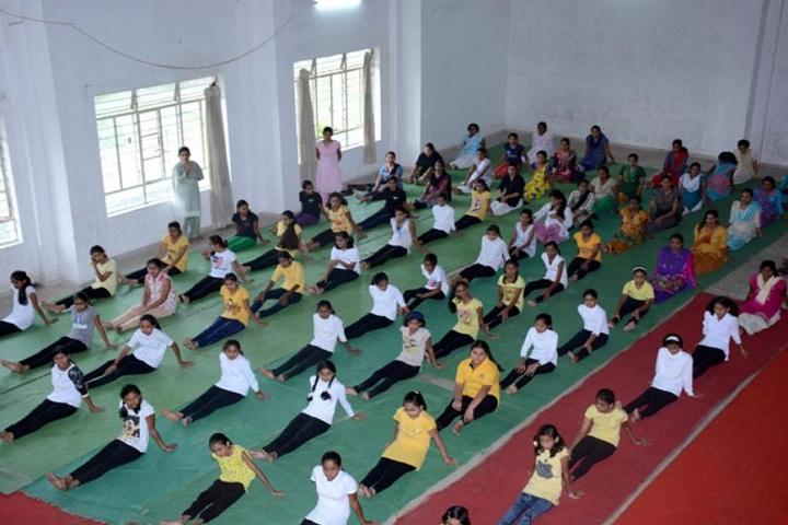Lalitha Public School-Yoga