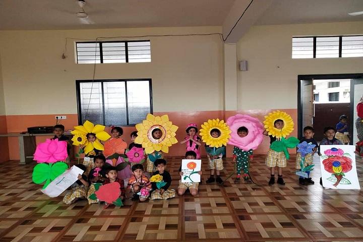 Late Madangopalji Bhaiya Public School-Fancy Dress