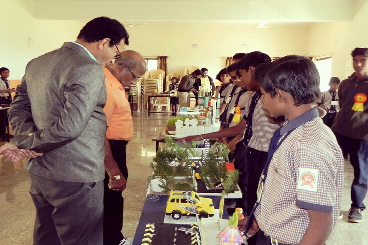 Late Madangopalji Bhaiya Public School-School-Exhibition