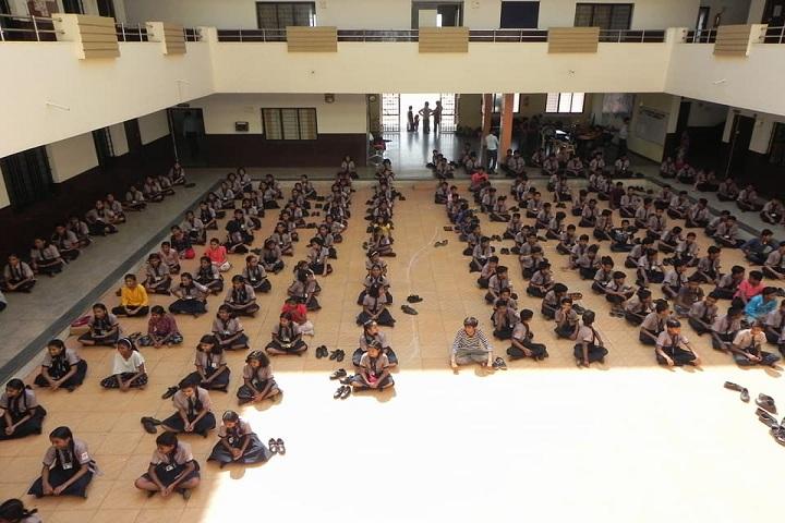 Late Madangopalji Bhaiya Public School-Yoga
