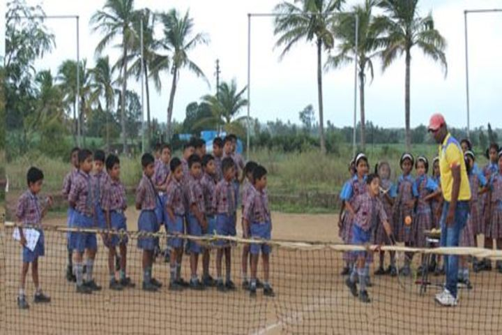 Late Mrs Housabai Jaypal Magdum Public School-Games