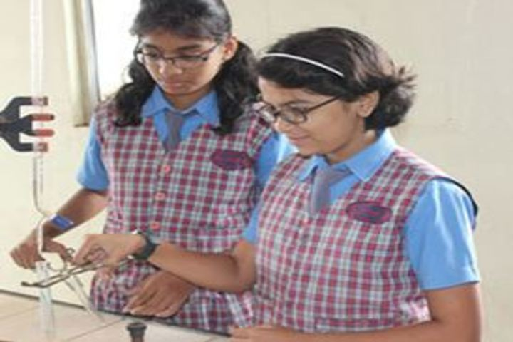 Late Mrs Housabai Jaypal Magdum Public School-Physics Lab