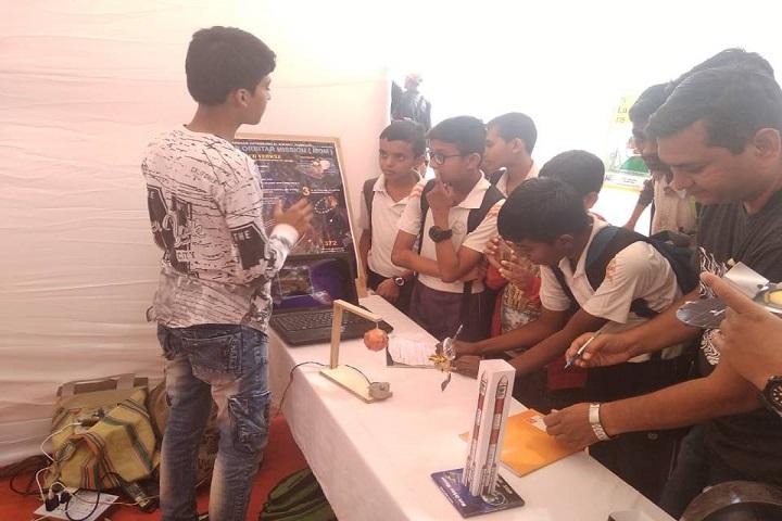 Little Flower School-Science Exhibition
