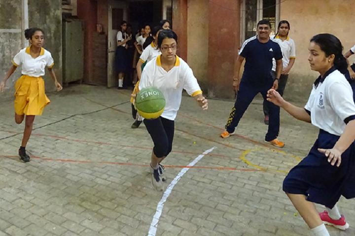 Lok Puram Public School-Basket Ball