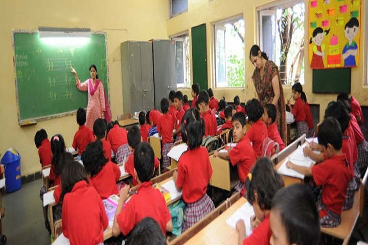 Lok Puram Public School-Classroom1