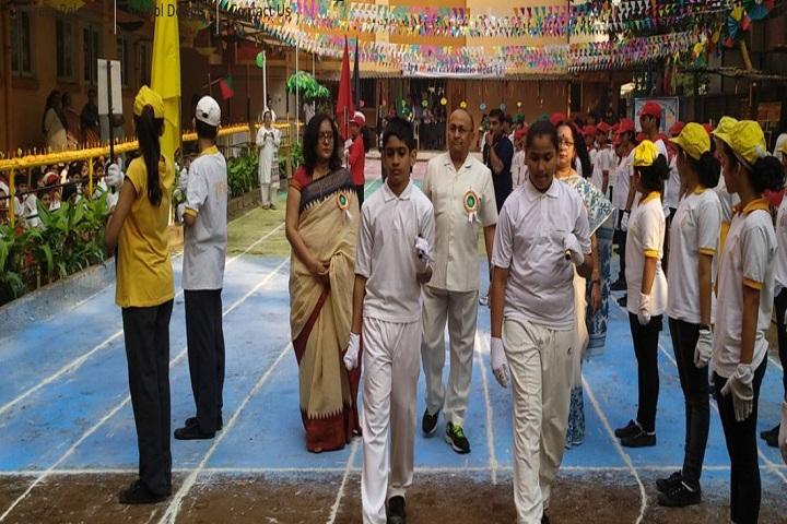 Lok Puram Public School-Sports day