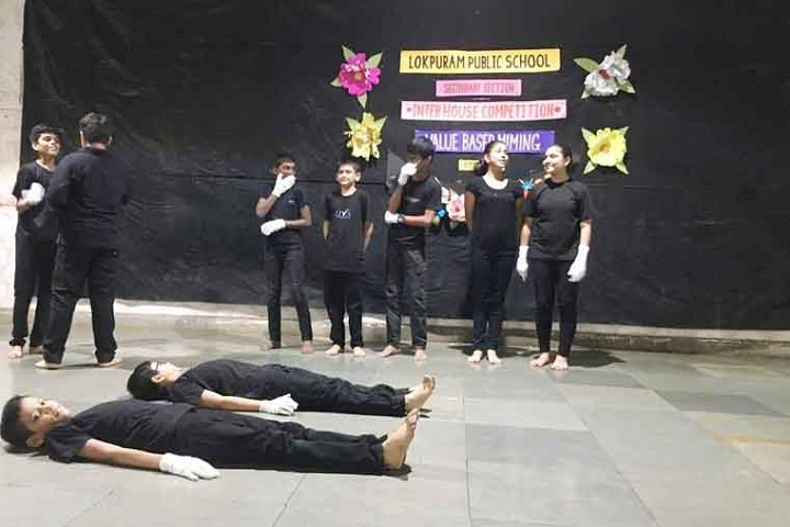 Lok Puram Public School-Drama