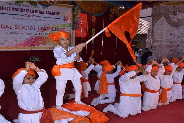 Loknetevyankatrao Hiray Academy CBSE-Dance