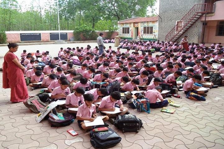 Loknetevyankatrao Hiray Academy CBSE-Students