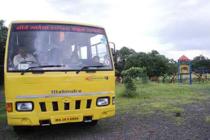Lord Ganesha English School-Transport