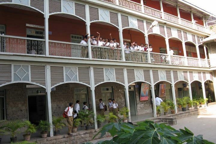 MES Bhave High School-Campus