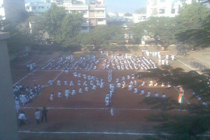 MES Bhave High School-Ground