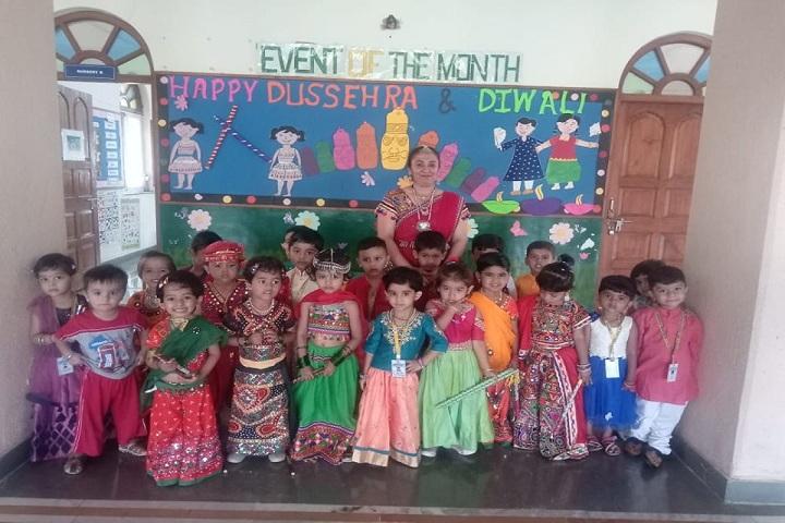 Maeers Vishwashanti Gurukul School-Children's Day