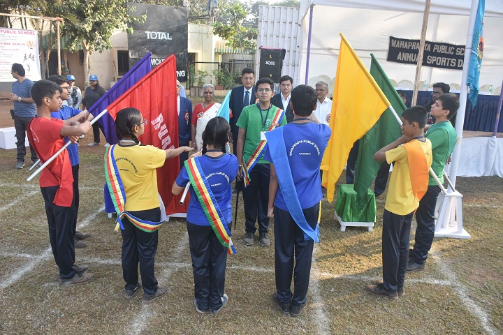 Mahapragya Public School-Sports Meet