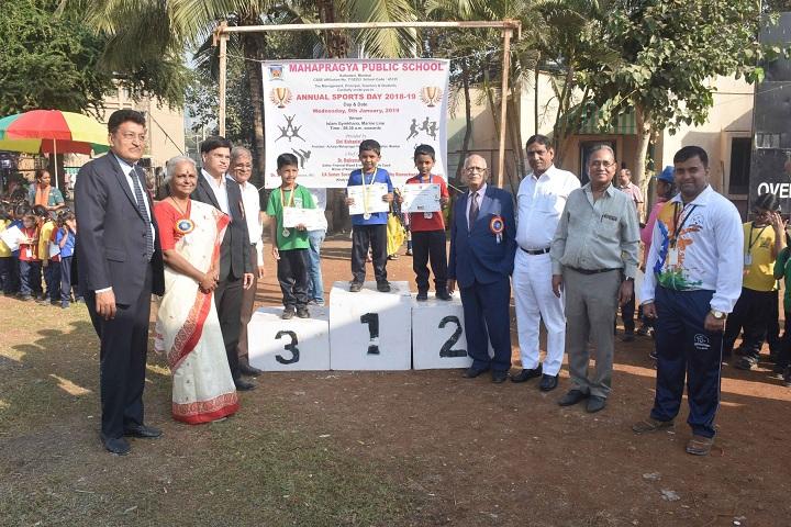 Mahapragya Public School-Winners