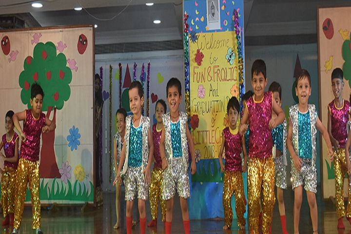 Mahapragya Public School-Events