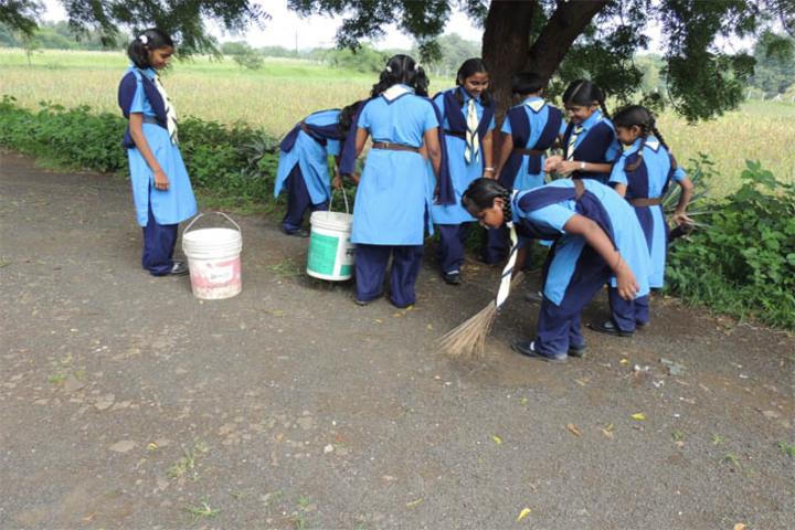 Maharashtra Public School-Cleanliness