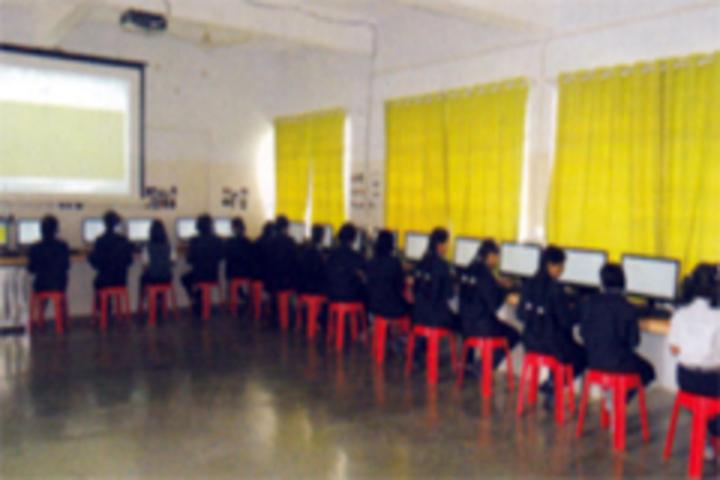 Maharashtra Public School-Computer Lab