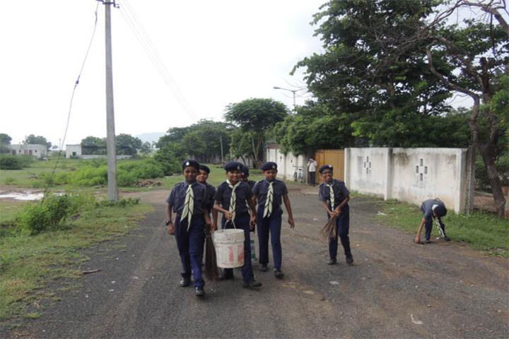 Maharashtra Public School-Scouts