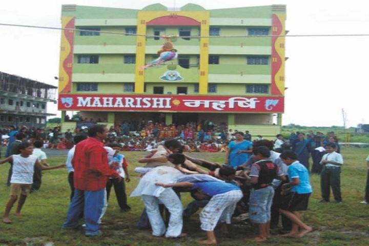 Maharishi Public School-Festivals