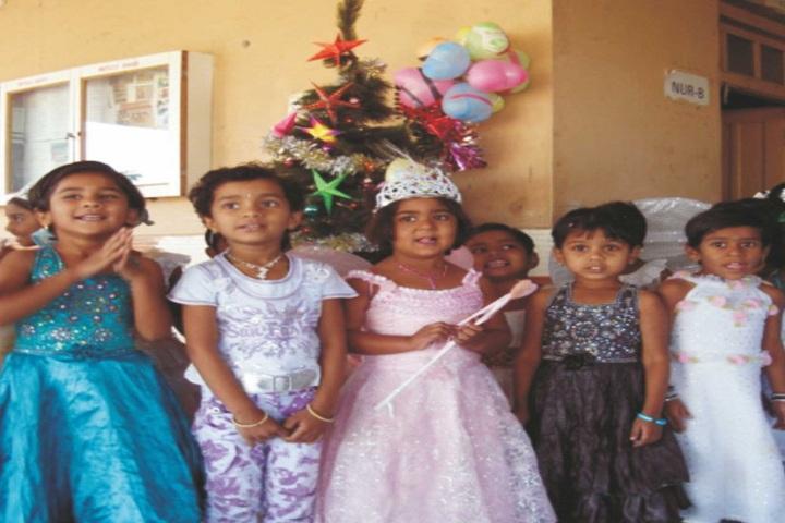 Maharishi Public School-Kids