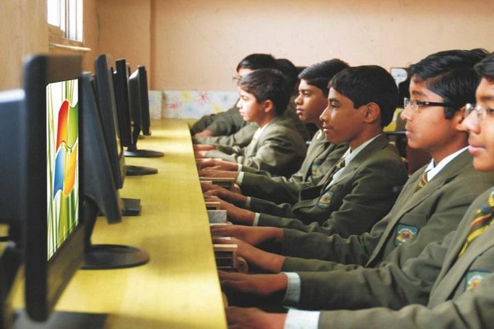 Maharishi Public School-Computer Lab