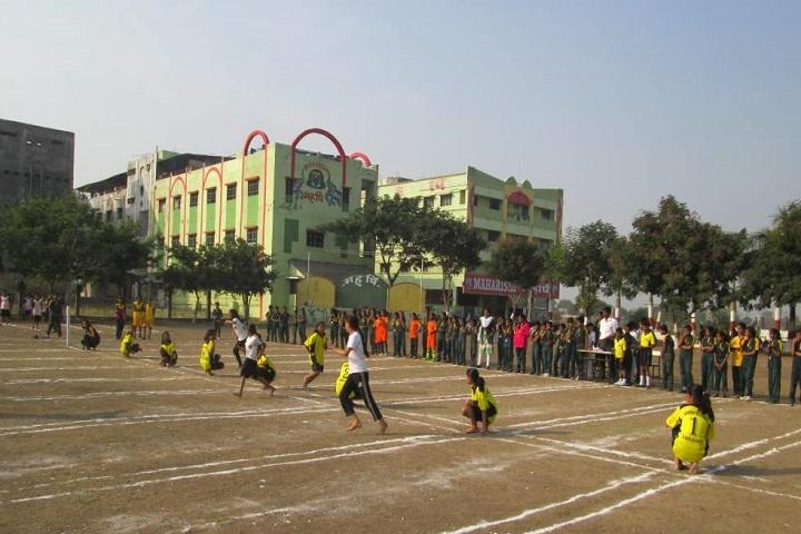 Maharishi Public School-Sports