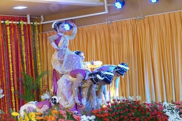 Maharishi Vidya Mandir-Events function