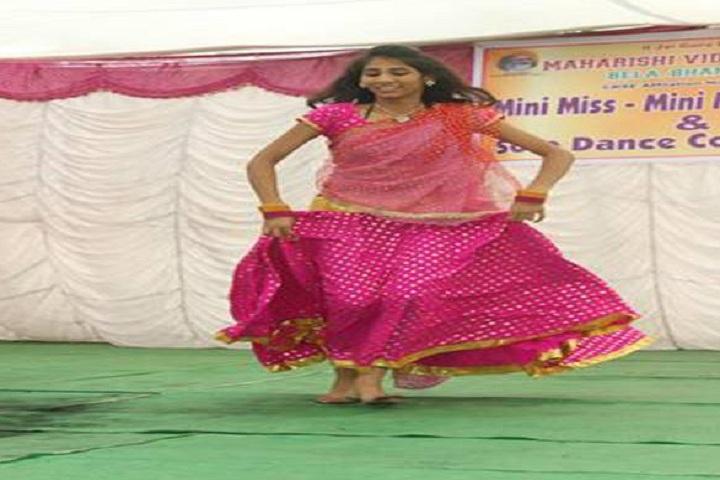 Maharishi Vidya Mandir-Others dance