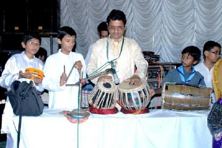 Maharishi Vidya Mandir-Others music room