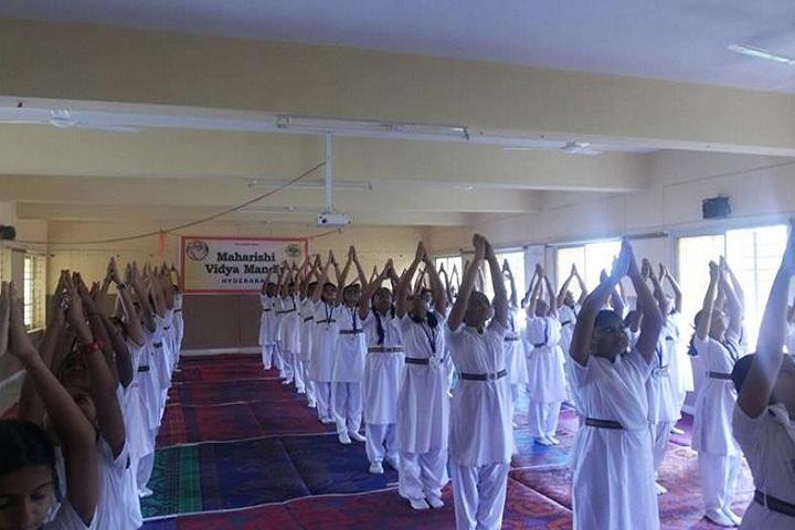Maharishi Vidya Mandir-Others yoga