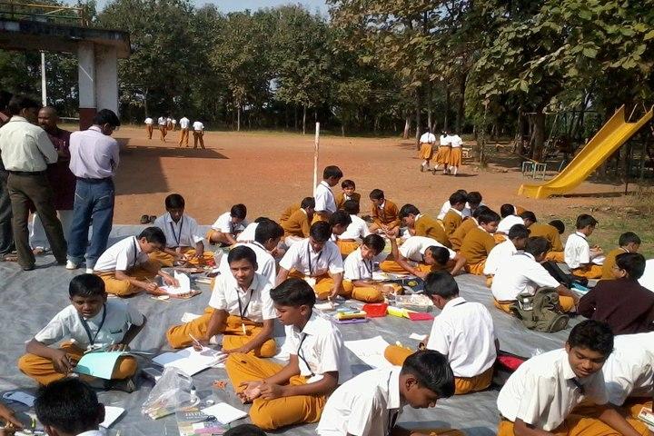 Maharishi Vidya Mandir-Activity