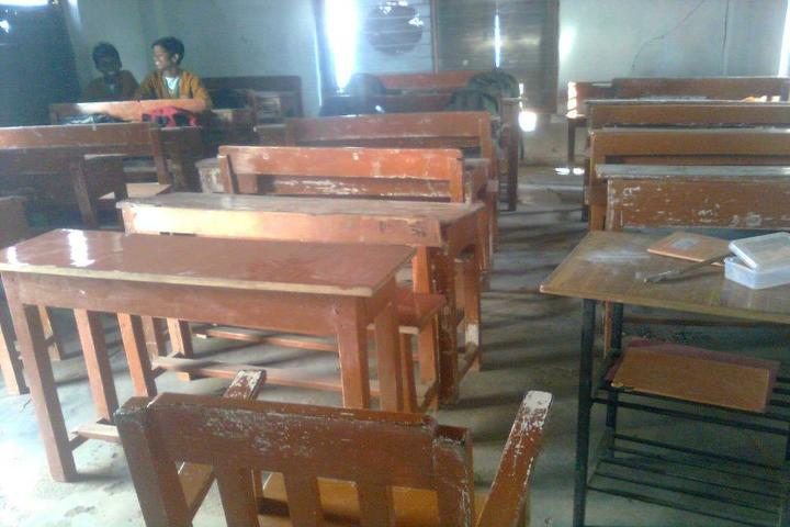 Maharishi Vidya Mandir-Classroom