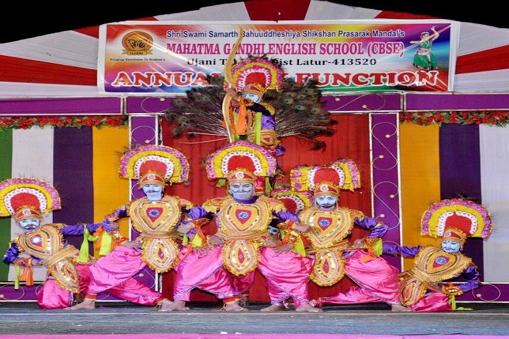Mahatma Gandhi English School-Festivals