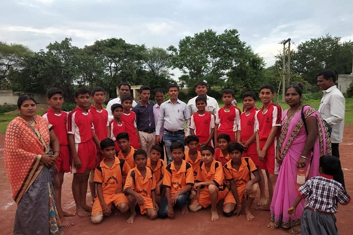 Mahatma Gandhi English School-Sports Team