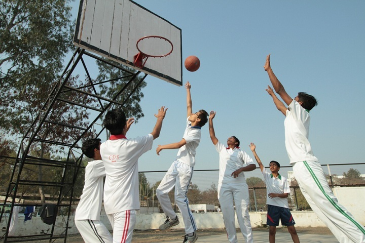 Mahatma Gandhi Missions Clover Dale School-Games