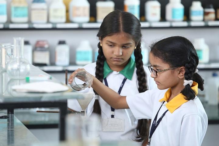 Mahatma Gandhi Missions Clover Dale School-Laboratory