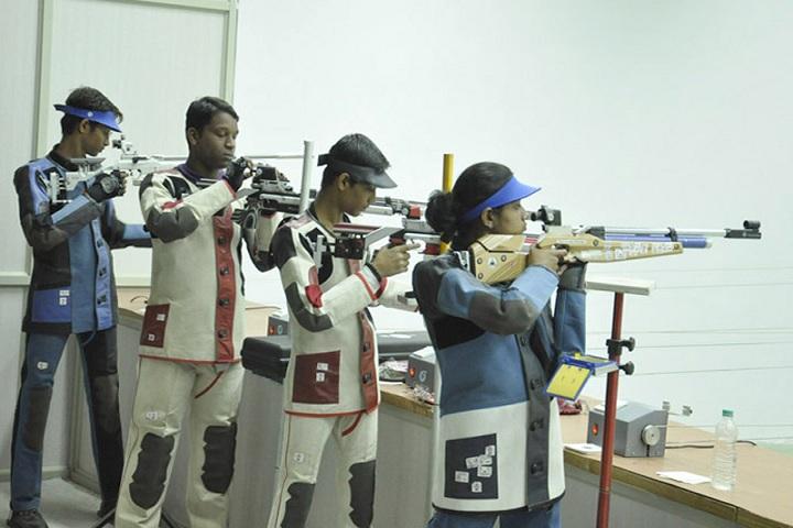 Mahatma Gandhi Missions Clover Dale School-Shooting