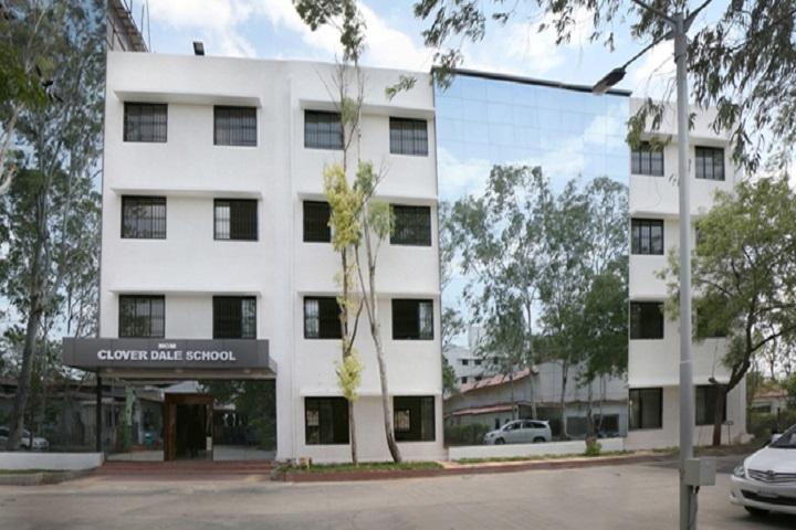 Mahatma Gandhi Missions Clover Dale School-Campus view