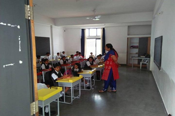 Mahatma Gandhi Missions Clover Dale School-Classroom
