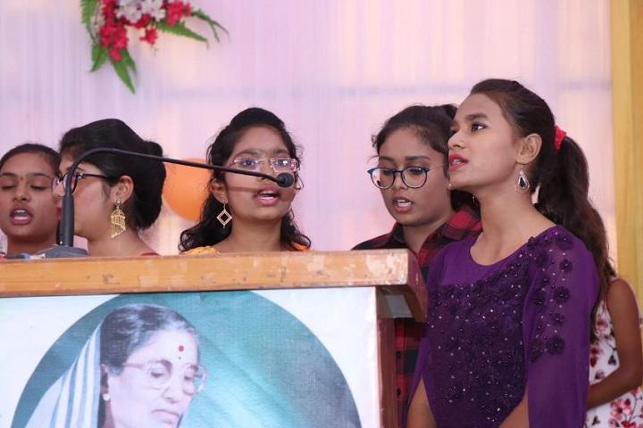 Mahatma Gandhi Shikshan Mandal Sanchalit Oxford English Medium School-Singing