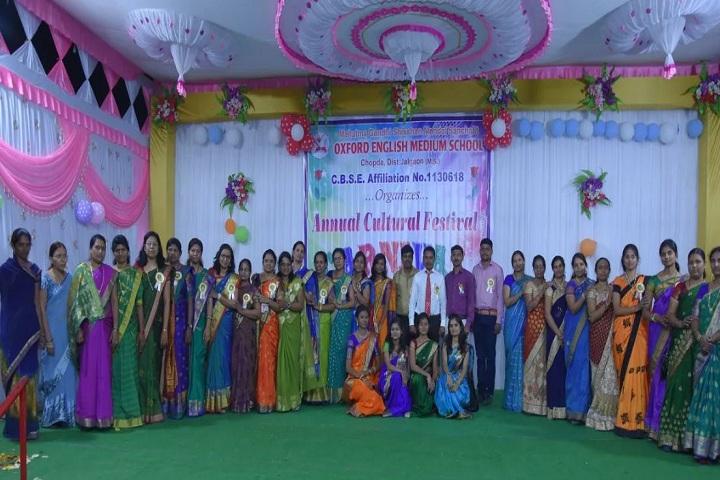 Mahatma Gandhi Shikshan Mandal Sanchalit Oxford English Medium School-Staff