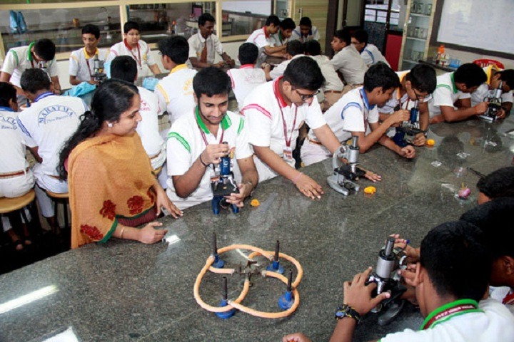 Mahatma International School-Biology-Lab