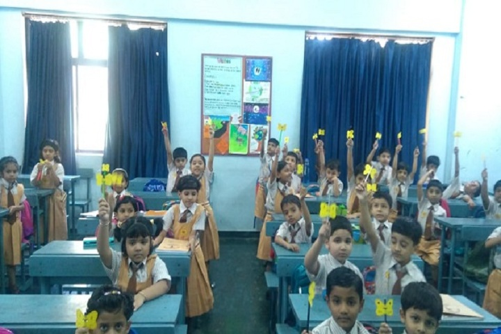 Mahatma International School-Students