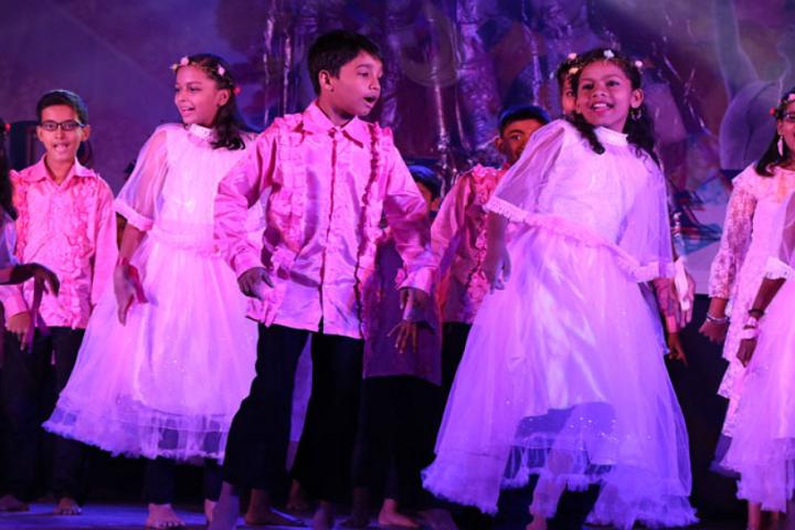 Mahatma International School-Events